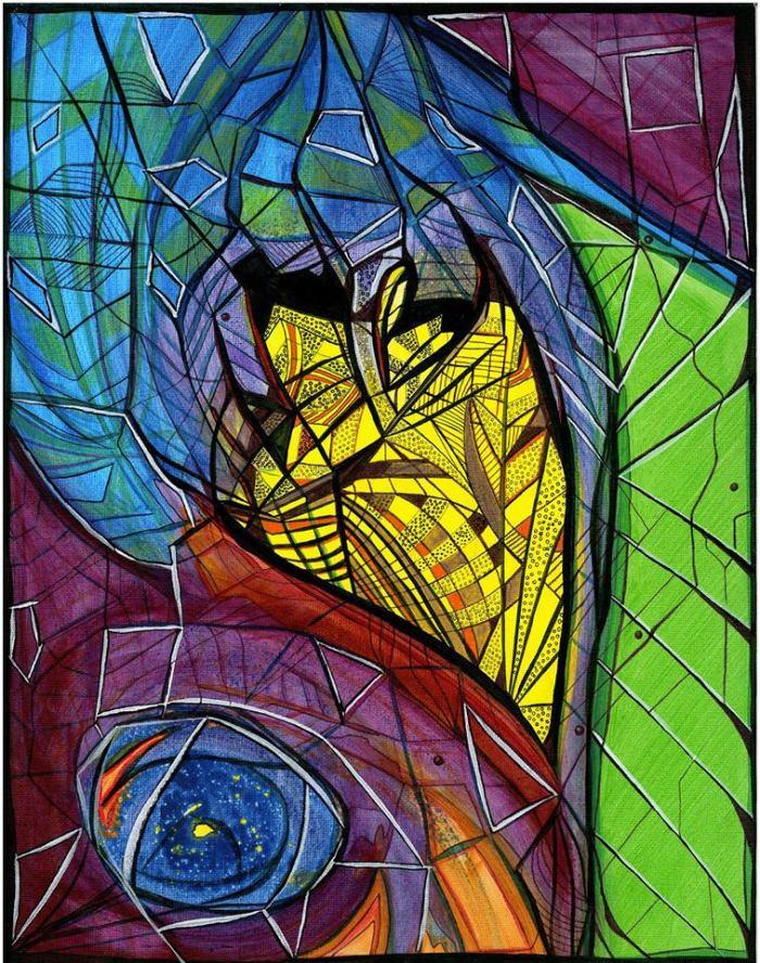 Artist of art and life:  Kali Reglin