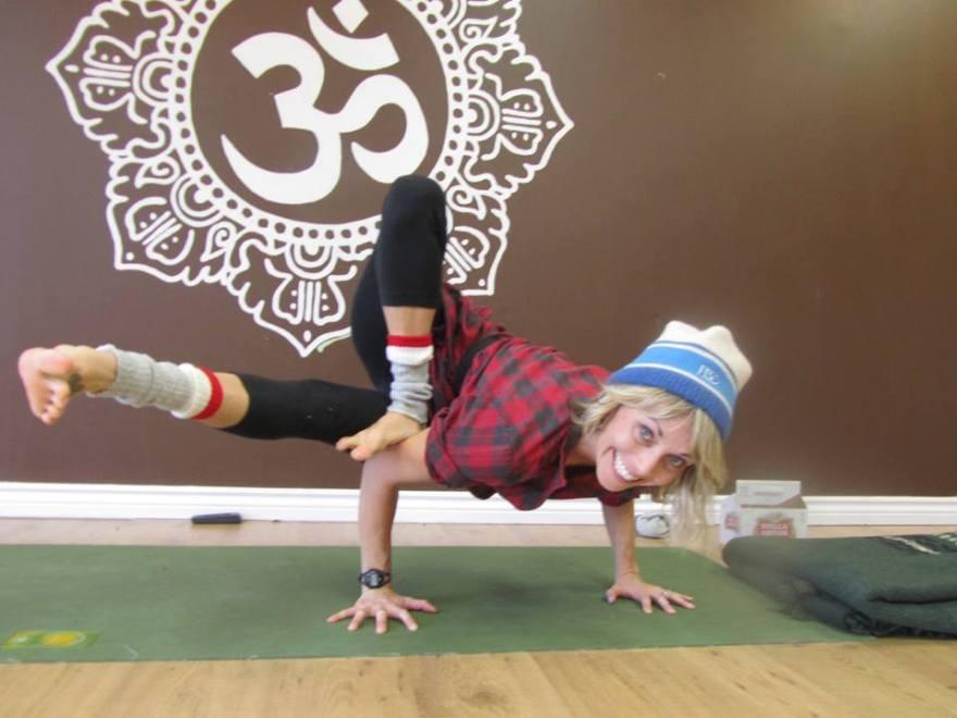 canada yoga
